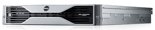 Dell's Precision R5500 workstation