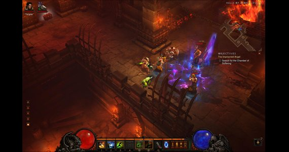 Diablo III Blizzard Entertain