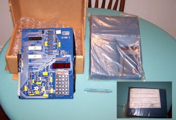Commodore MOS Kim-1
