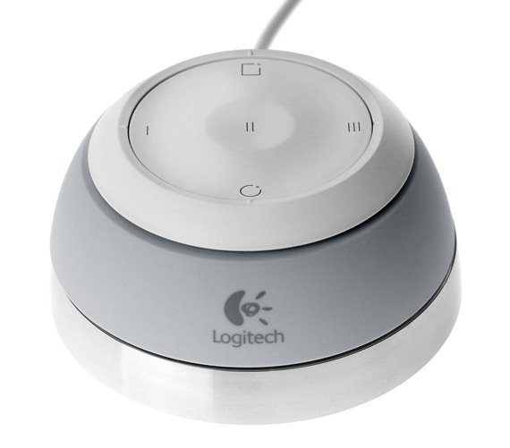 Logitech NuLOOQ input device