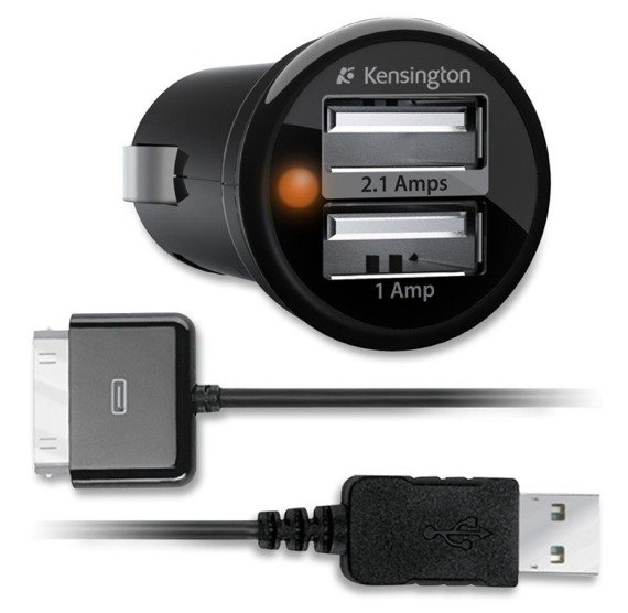 Kensington PowerBolt Duo Car Charger