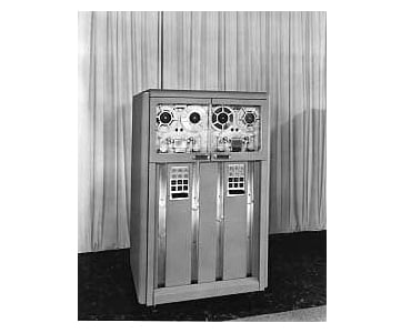 IBM's model 701 tape drive