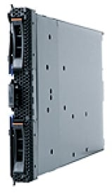 IBM BladeCenter HS23E blade server
