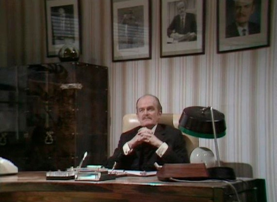 Reginald Perrin. Source: BBC/2 Entertain