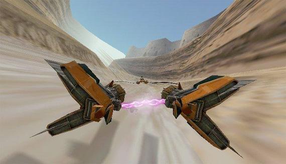 Episode I: Racer
