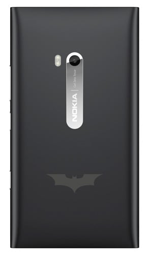Nokia Lumia 900 Dark Knight Rises edition