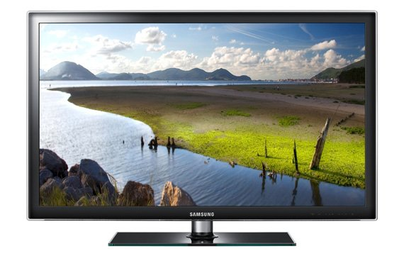 Samsung UE46D5520 Freeview HD TV