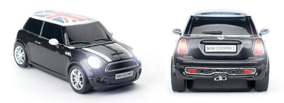 Mini Cooper wireless mouse