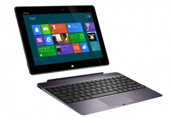 ASUS' Windows 8 Clover Trail tablet from Computex