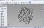 HP Z1 all-in-one workstation Solidworks tests