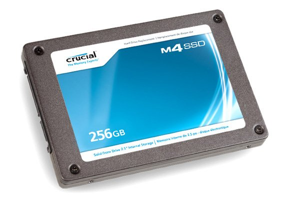 Crucial M4 256GB SSD