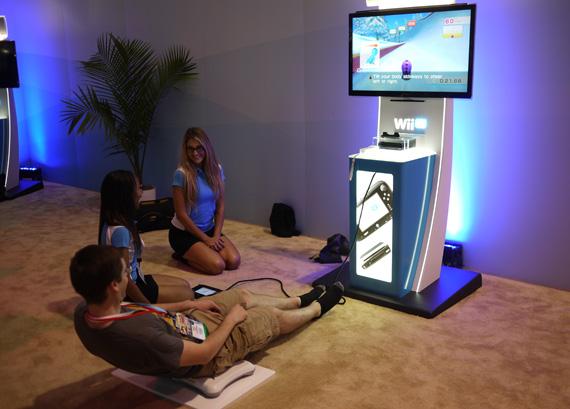 Wii U Fit