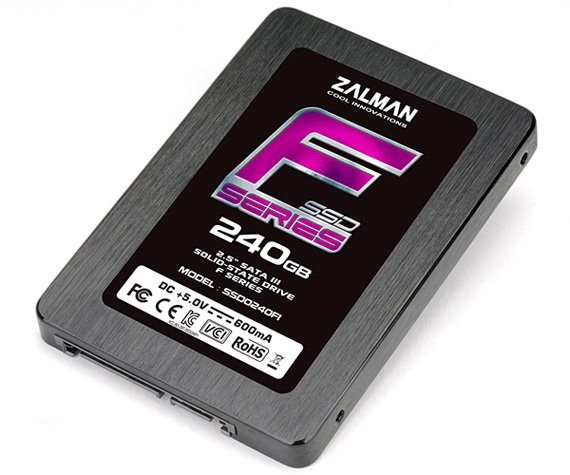 Zalman F1 240GB SSD