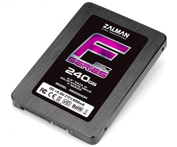 Zalman F1 240GB SSD