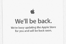 Apple&amp;amp;#39;s online store splash page on June 11, 2012