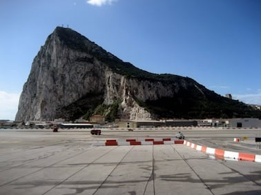 Rock of Gibraltar, credit WedDex on Flickr