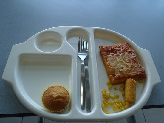School Dinner by Glasgow blogger Veg, credit Martha Payne, used with permission