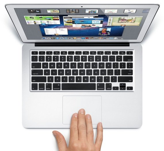 Apple MacBook Air 11in 2012