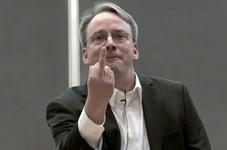'Linus Torvalds is UNFIT for the WORKPLACE!' And you've given the world what, exactly?