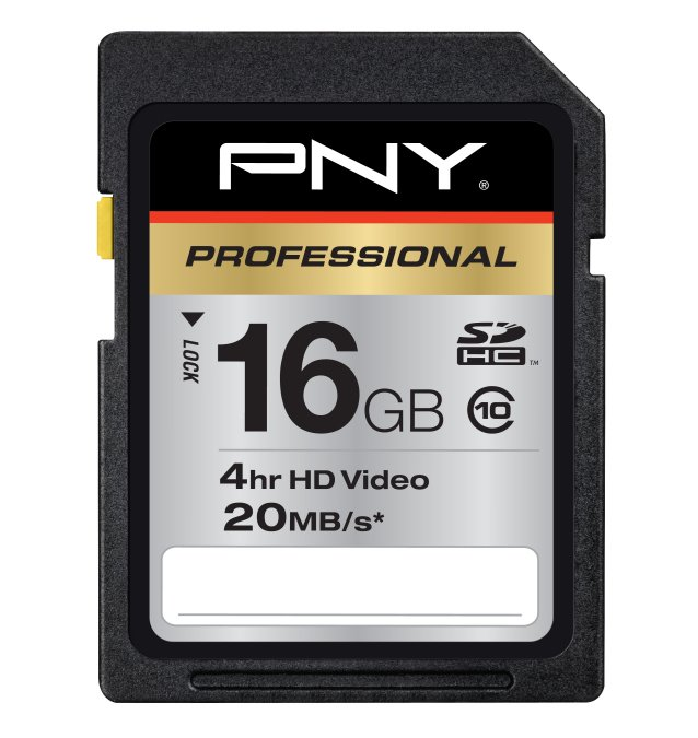 PNY Professional Series