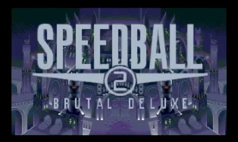Speedball 2 Brutal Deluxe