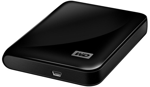 Western Digital MyPassport Essential SE