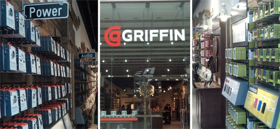 Griffin Store, London