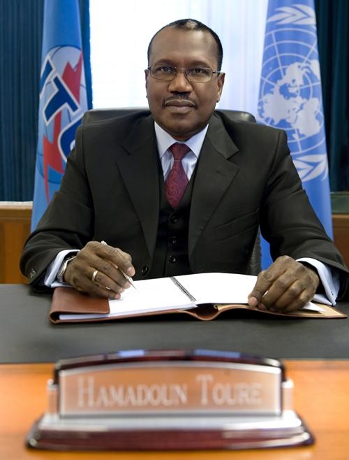 Dr Hamadoun Touré