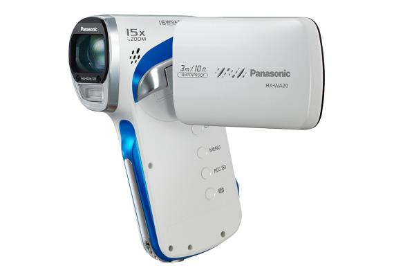 Panasonic HX-WA20 camcorder