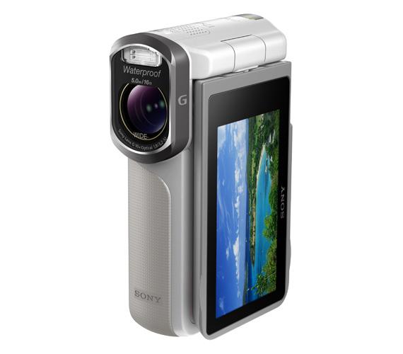 Sony HDR-GW55VE waterproof Handycam