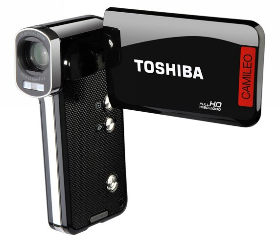 Toshiba Camileo P100 camcorder