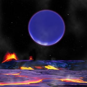 Kepler 36b as seen from Kepler 36c