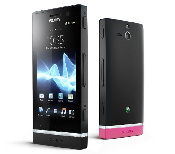 Sony Xperia U NXT Android smartphone
