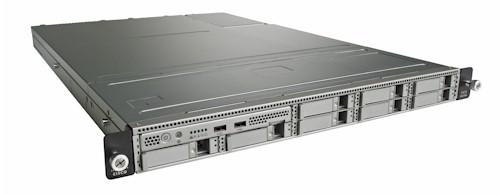 The UCS C22 M3 rack server