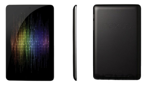 Google Nexus 7. Source: Gizmodo Aus