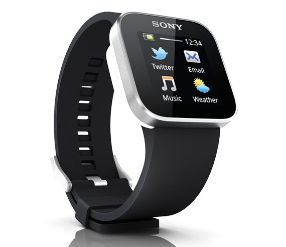 Sony SmartWatch Android phone viewer/controller accessory