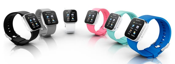 Sony SmartWatch Android phone v