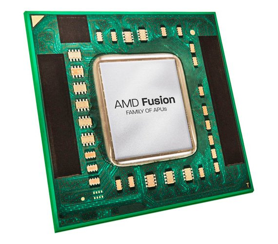 AMD Fusion APU