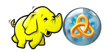 IBM BigInsights Hadoop logo