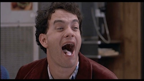 Tom Hanks in the movie BIG