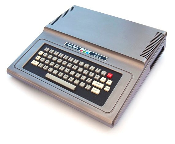 The Tandy TRS-80 Color Computer. Source: Wikimedia