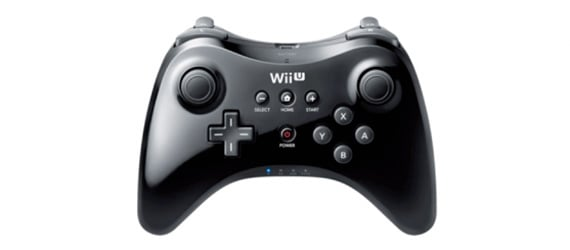Wii U Pro controller