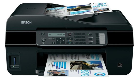 Epson Stylus Office BX305FW Plus budget all-in-one inkjet printer
