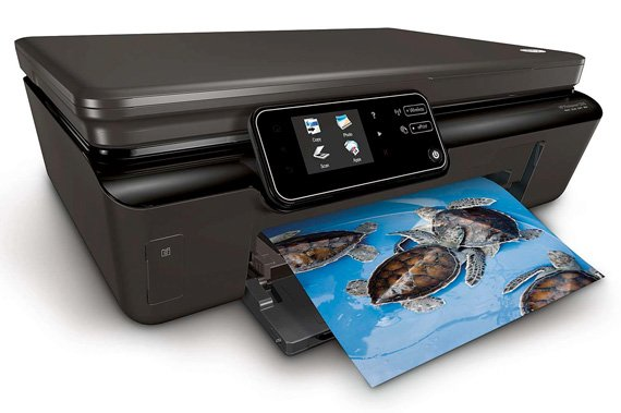 HP Photosmart 5510 all-in-one inkjet printer