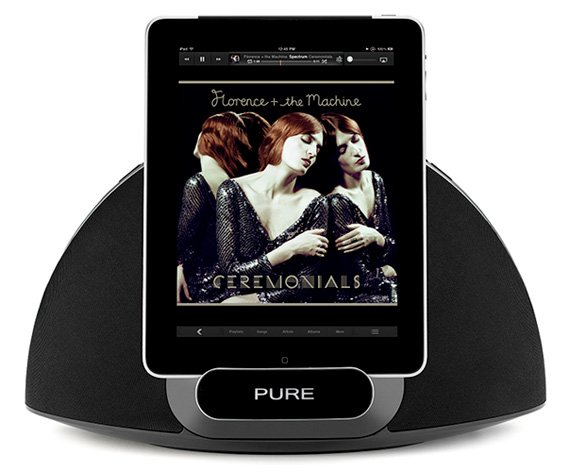 Pure Contour 200i Air AirPlay wireless music system