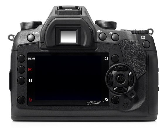 Sigma SD1 Merill DSLR camera
