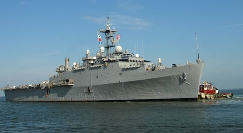 USS Ponce