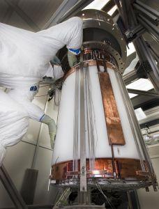 Sanford's Large Underground Xenon detector