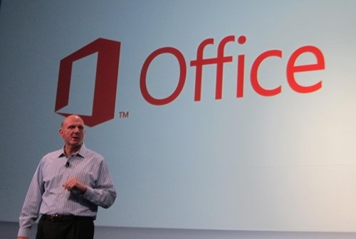 Ballmer Office 2013
