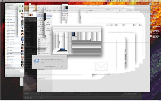 Retina Display glitch, credit screengrab, Apple Forum Poster danielbrown